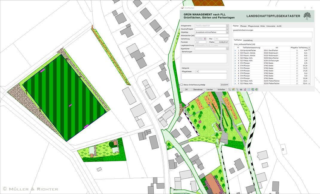 Grün- und Freiflächenmanagement